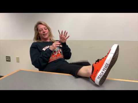 "Ridgefield High School CT Lip Sync Challenge ""Can't Stop The Feeling"""