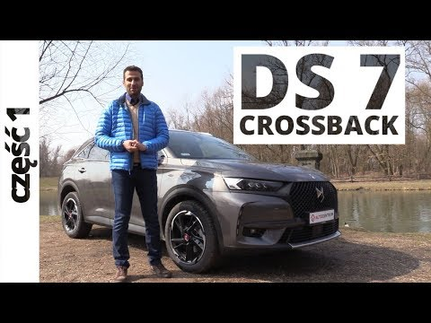 DS 7 Crossback 2.0 BlueHDI 180 KM, 2018 - test AutoCentrum.pl #382