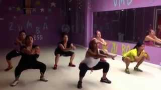 Zumba with Marjorie.... Drop It Low (Kat DeLuna)