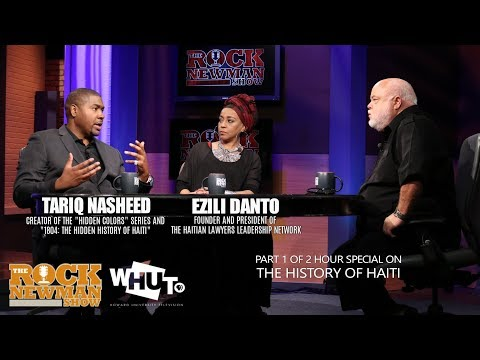 The History of Haiti on The Rock Newman Show (Part 1)