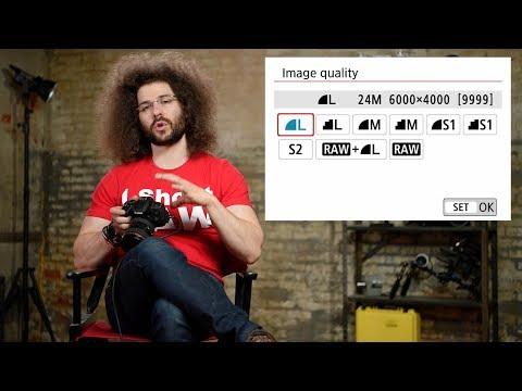 Canon T7i (800d) User's Guide