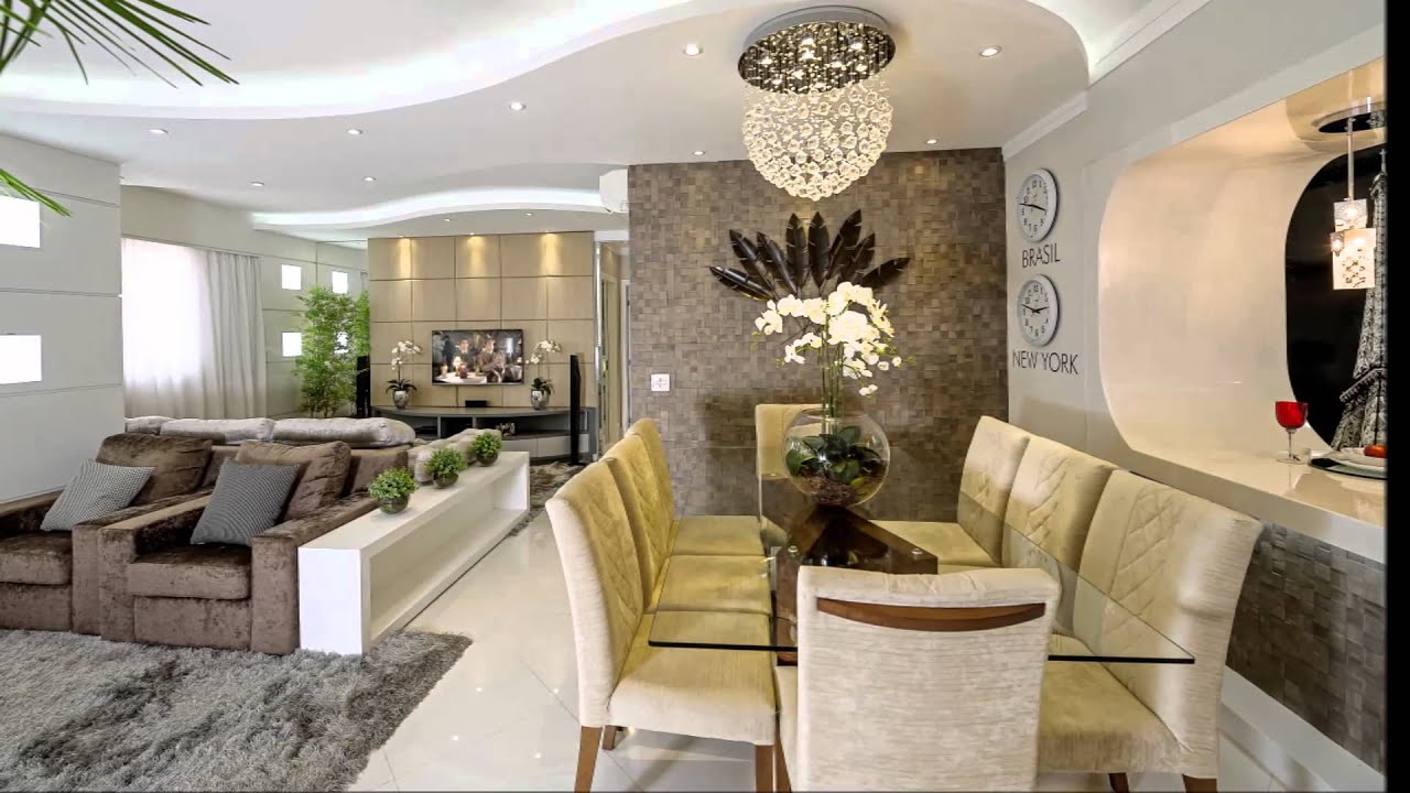 Designer de interiores e paisagista iara k laris for Interiores de apartamentos