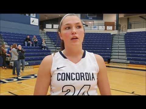 POSTGAME: Sydney Feller (Feb. 24, 2018)