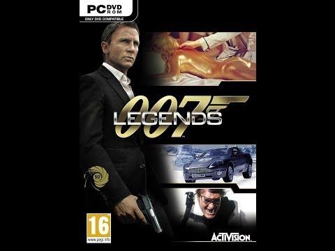 007 Legends PC Mision 10 Moonraker: Space Port - Operative