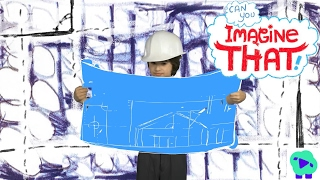 I Want To Be An Architect! - Kids Dream Jobs - Can You Imagine That?