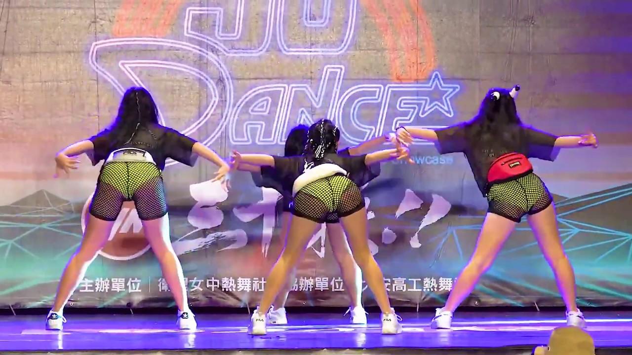 【4K】女子高生 Hip-hop ダンス パフォーマンス 2020 大会