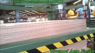 自動送板機  Auto Panel  Feeder Machine (plywood Feeder)