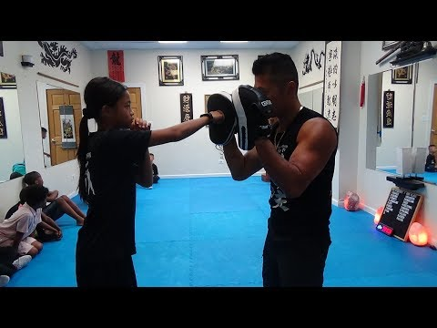 kung-fu-kids---4-punch-combo-and-ducking-hook-punches-challenge