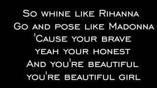 Fifth Harmony - Brave Honest Beautiful feat. Meghan Trainor Lyrics
