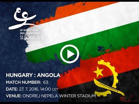 HUNGARY : ANGOLA