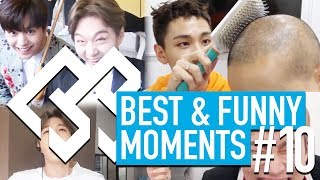 Reserved & Quiet Idols: BTOB #10 - Best & Funny Moments! (Reuploaded) thumbnail