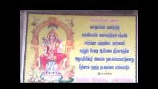 Very Popular Tamil Nadu Tourism Place Kanni Koil in Manapakkam Chengalpattu