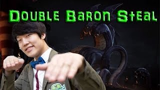 GBM 2 Viktor baron steals in one game