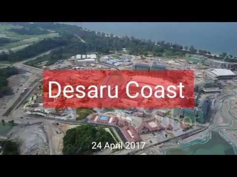 Desaru Coast - Development Update 24 April 2017