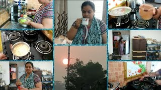 MORNING 5 TO 8 ROUTINE||RAMA SWEET HOME