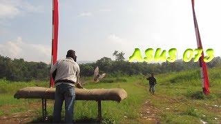 Bahan Merpati Kolongan Ring Asus 073 Trah Cobra Hitam