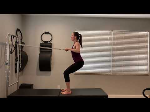 Full Body Flow Pilates Tower Class #1