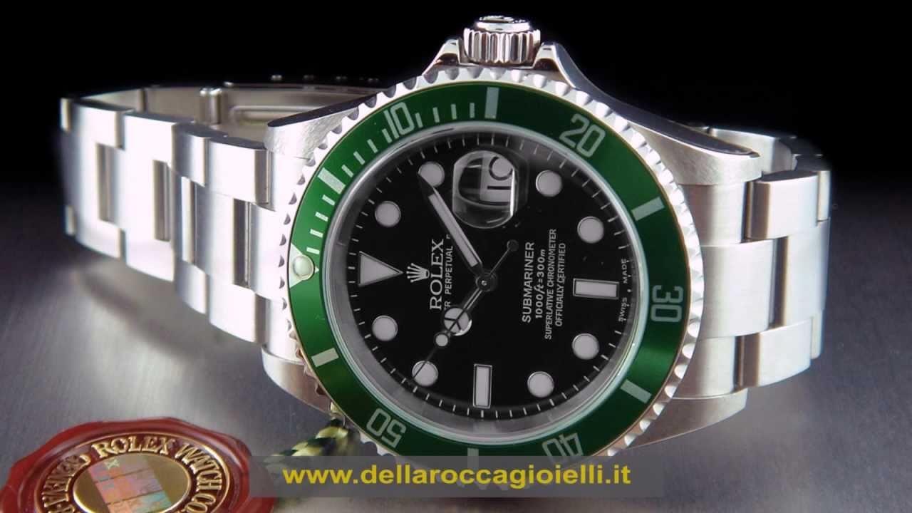 a2af8512910 Rolex Ghiera Verde Rolex Submariner Ghiera Verde Ceramica Submariner Nuovo  Usati Costo