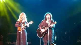 "Heart ""Battle of Evermore"" (Led Zeppelin Cover) Live Toronto July 23 2013"