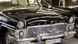 Ретро автомобили Януковича