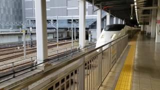 つばめ号 博多駅発車