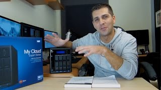 WD My Cloud EX4100 Unboxing & Review #1