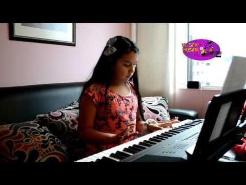 Academia Mi Sitio Musical - Sara Sofía Aya - Piano