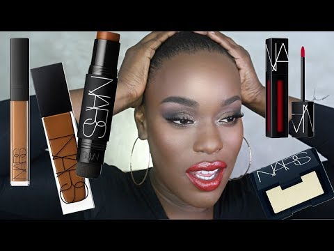 DARK SKIN NARS  BEAT. FULL FACE  Face Makeup tutorial