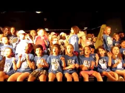 Lip Dub Camp des arts 2016