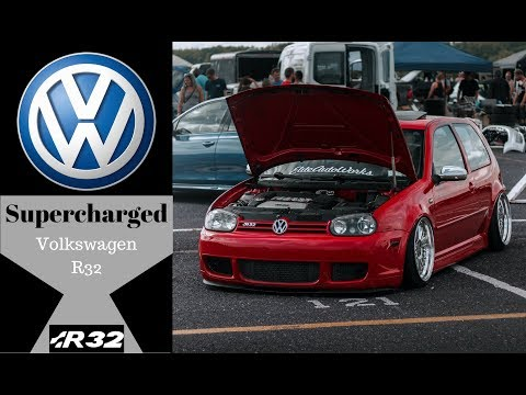 Supercharged Volkswagen R32
