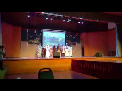 Fashon show , a day in arabia ( ucsi) part 3