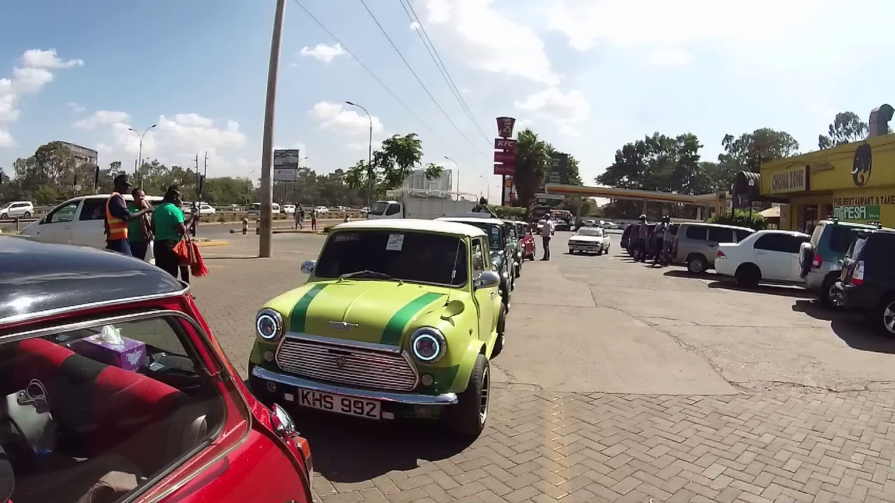 Mini Lovers In Kenya Thika Drive Youtube
