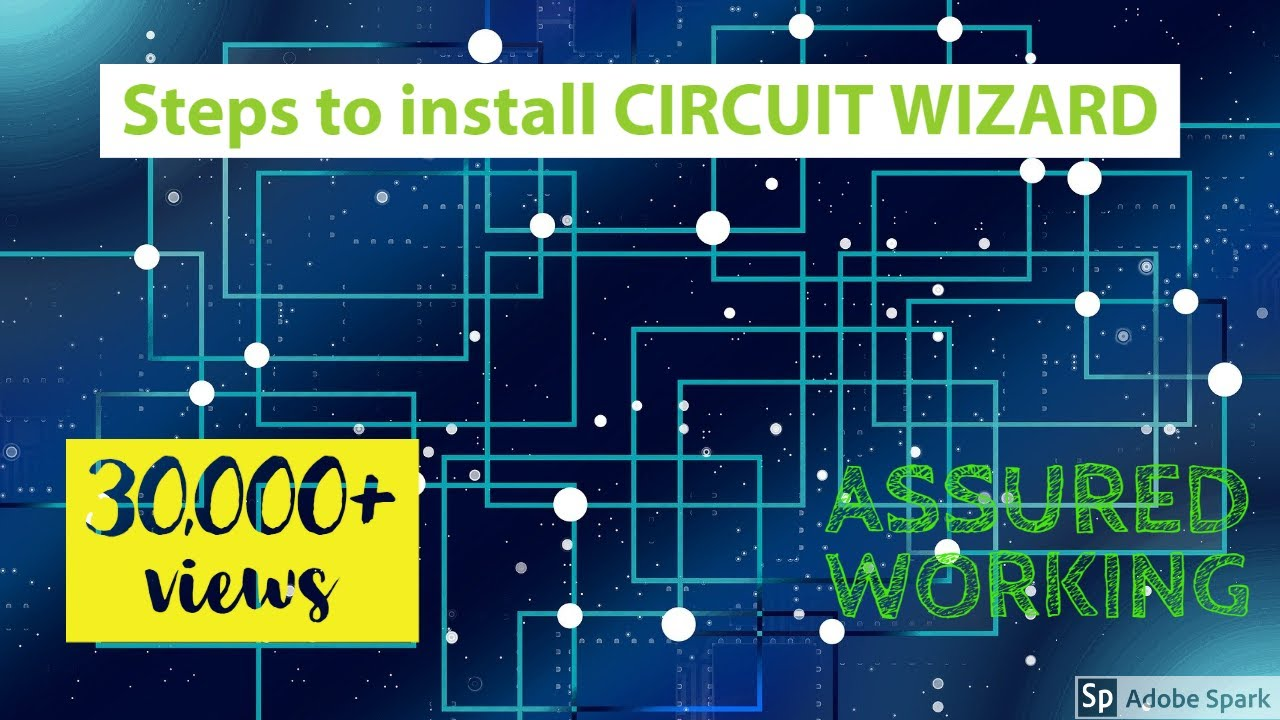 Steps To Install Circuit Wizard With Crack Youtube Of Pcb Standard Editions Will Allow You Design New Circuits