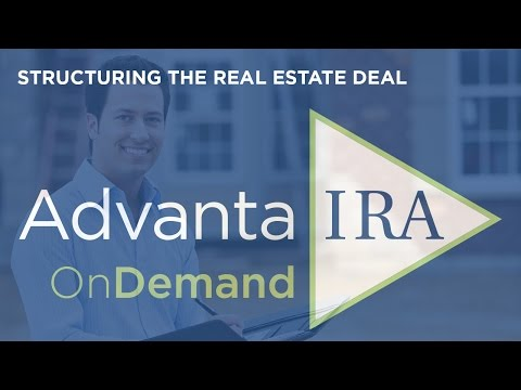 How to Structure Real Estate Purchase Agreement in a Self-Directed IRA