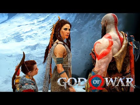 "Ω GOD OF WAR "" Os Elfos negros "" #08 Legendado e dublado em PT BR NO PS4 PRO"