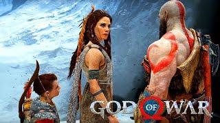 GOD OF WAR  Os Elfos negros  08 Legendado e dublado em PT BR NO PS4 PRO