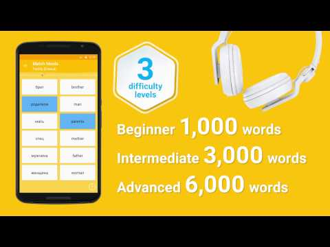 Learn Russian Vocabulary – 6,000 Words 1