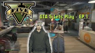 Goth MINECart_619 - Lets Play Gta 5 - Ep.1