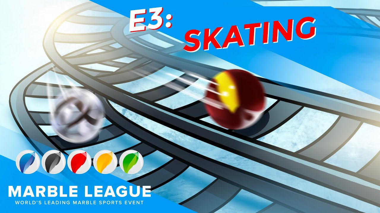 Marble League Winter Special E3: SPEED SKATING