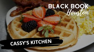 Black Book Houston ft. Cassy's Kitchen
