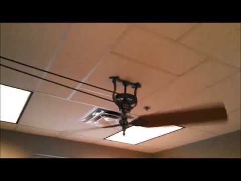 UPDATED Video Tour of the Fanimation Ceiling Fan Co (FULL TOUR INCLUDING FAN MUSEUM)