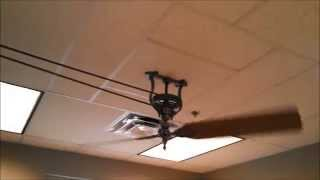 UPDATED Video Tour of the Fanimation Ceiling Fan Co (FULL TOUR INCLUDING FAN MUSEUM)(Fanimation is home of the world's largest (and presumably only) fan museum, with hundreds of fans from the 1800s to present! The curator is Tom Frampton, ..., 2015-10-05T21:04:15.000Z)
