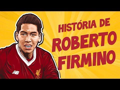 A EMOCIONANTE história de ROBERTO FIRMINO