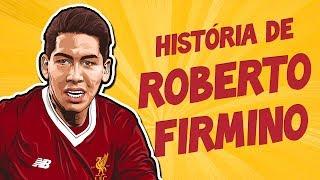 ROBERTO FIRMINO - Conheça sua INCRÍVEL história