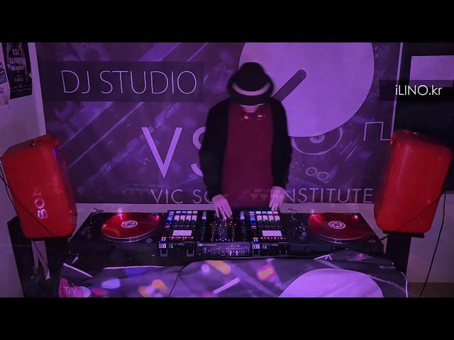LINO 2018 YEAR MIX LIVE [DJ SET] Traktor Z2 + D2(x2) / Numark TT250