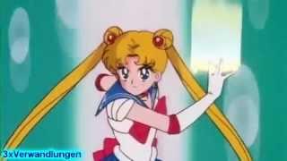 Sailor Moon~Attacke 1~Mondstein, flieg und sieg (Das Diadem) (Deutsch-German)