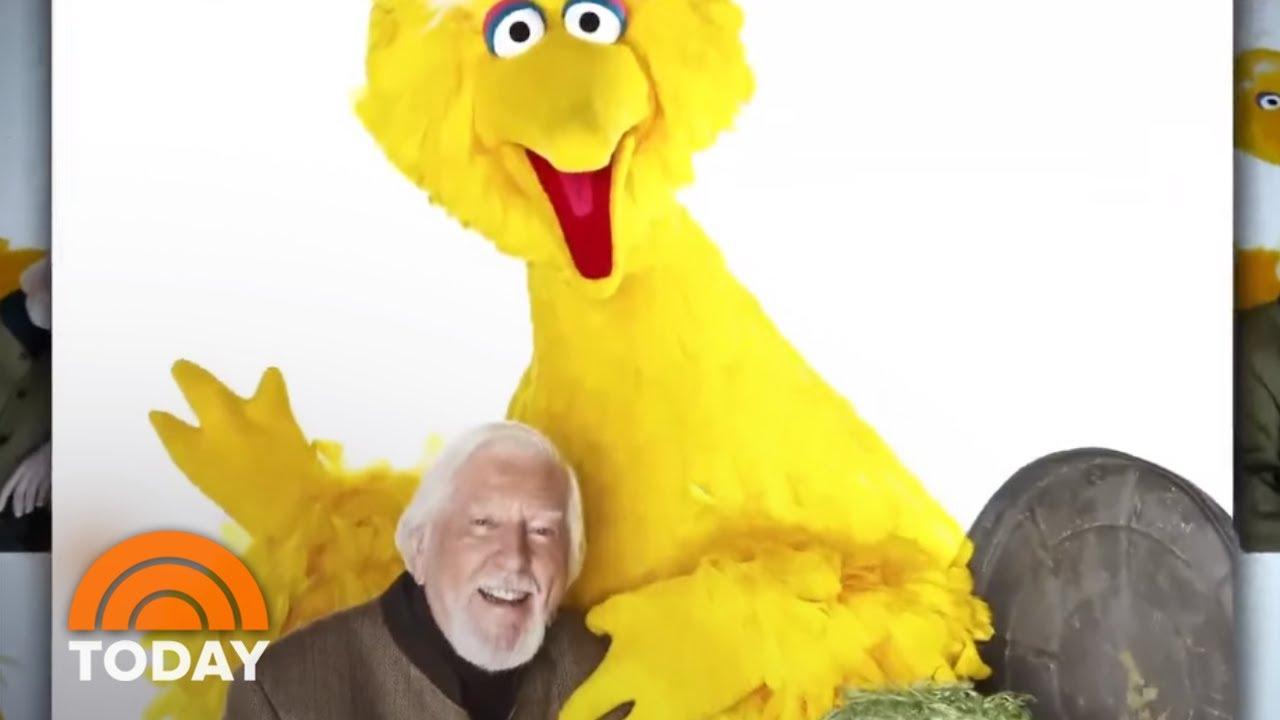 Remembering Big Bird Puppeteer Caroll Spinney Dead At 85 Today