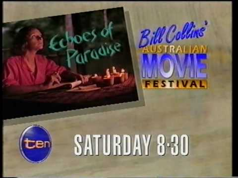 Channel 10  for movie Echoes of Paradise with Wendy Hughes & John Lone