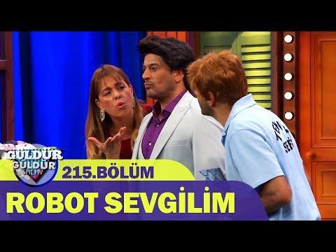Güldür Güldür Show 215.Bölüm - Robot Sevgilim