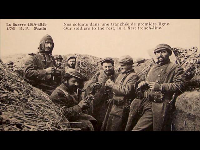 Hardi les gars! #Chansonsurlaguerre  1915